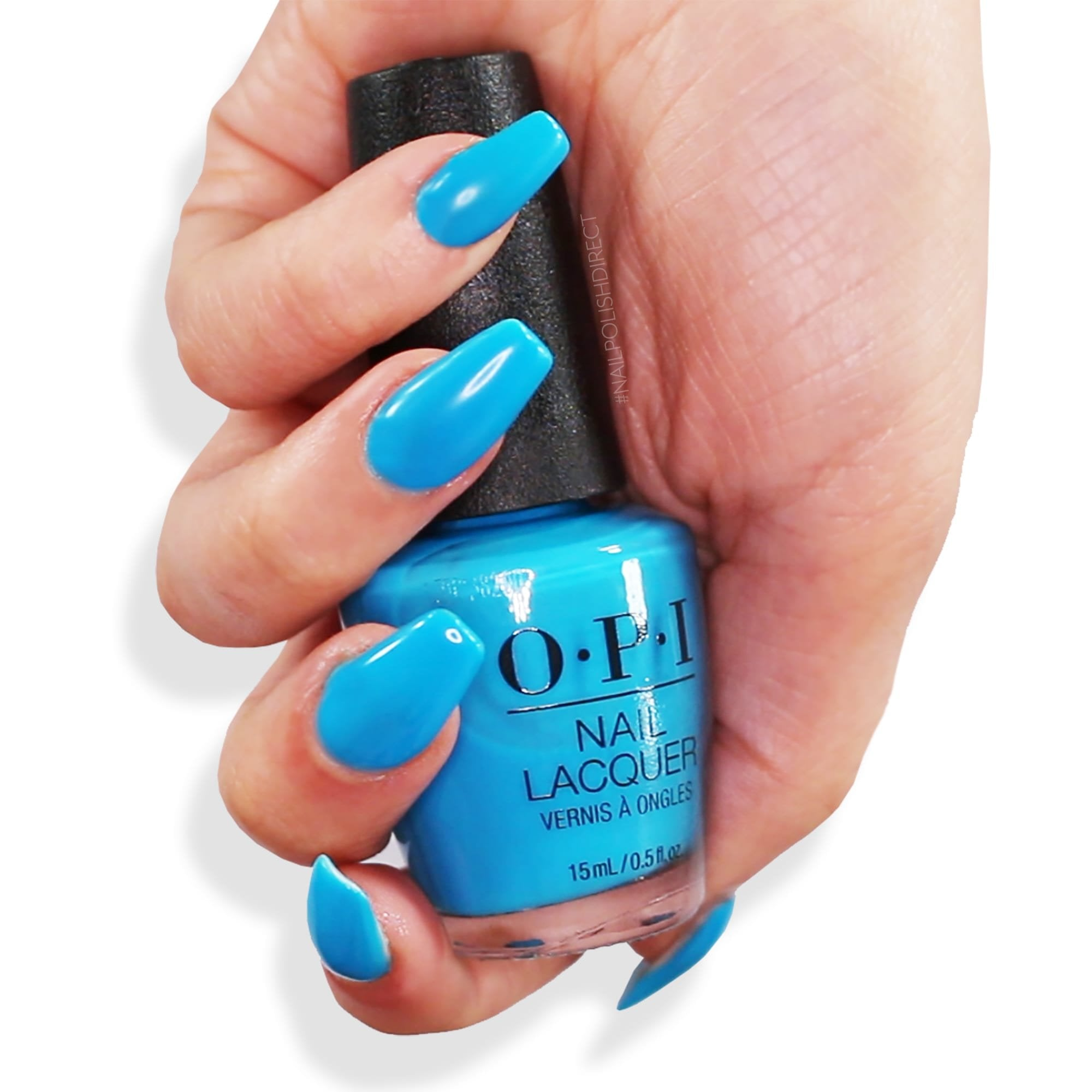 Opi Neon 2019 Nail Polish Collection Music Is My Muse Nln75 15ml